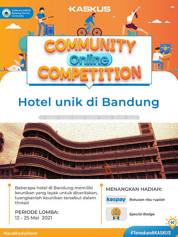 [COC]Hotel unik di Bandung