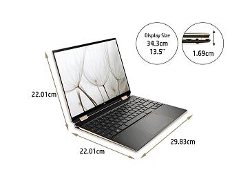 [REVIEW SINGKAT] HP Spectre x360 14 Jadi Laptop atau Tablet? Bisalah