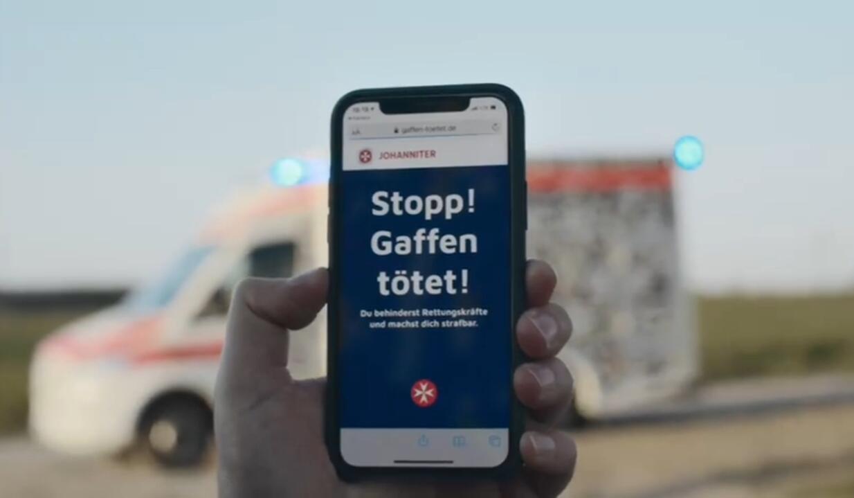 Ambulance di Jerman Gunakan QR Untuk Cegah Warga Ambil Foto Kejadian Secara Otomatis