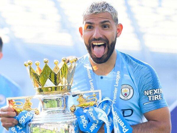 Sergio Aguero Pemain Tersukses di Manchester City!