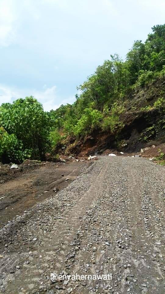Maitara, Pulau Cantik di Uang Seribu Kertas
