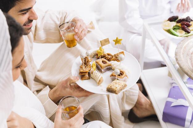 Strategi Minum dan Makan Saat Lebaran, Jangan Gunakan Aji Mumpung