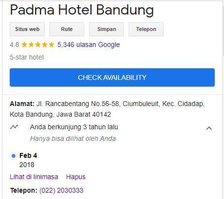 Saatnya Back to Nature Bersama Padma Hotel Bandung!