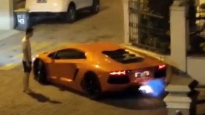 Viral Aksi Pengemudi Lamborghini Bikin Warga Medan Ngamuk, Begini Kronologinya