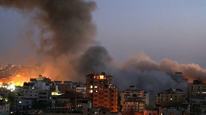 Israel Siapkan Pasukan Darat di Perbatasan untuk Serang Gaza