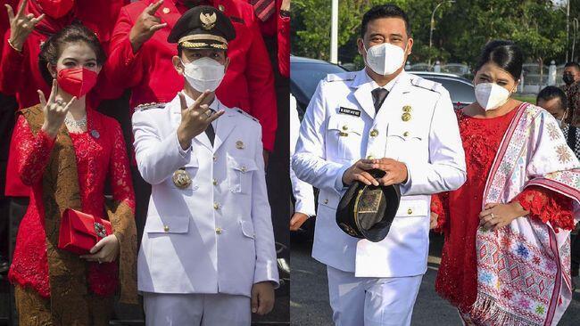 Belum 100 Hari Menjabat, Anak dan Mantu Jokowi Sama-Sama Copot Lurah