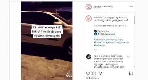 Viral Warga Jengkel Ada Mobil Parkir di Depan Rumahnya: Ngeselin Banget!