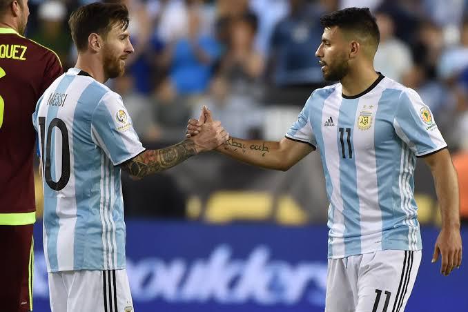 Menengok Persahabatan Bagai Kepompong Ala Messi dan Aguero