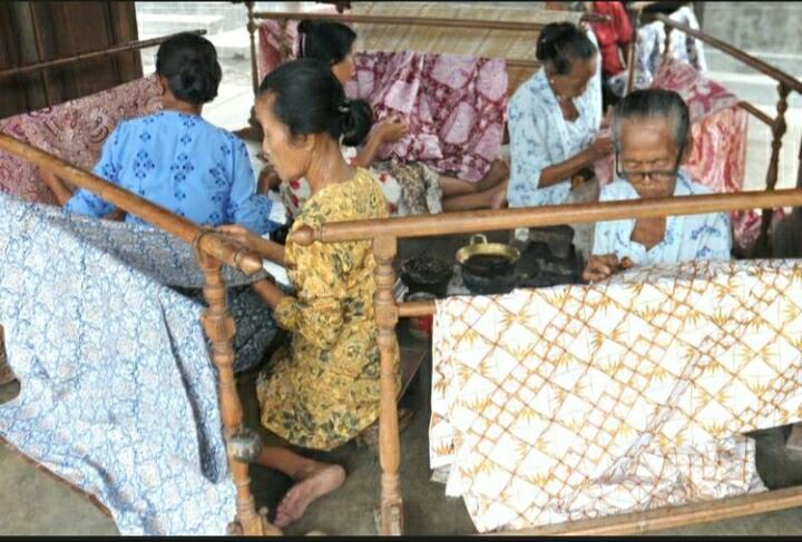 Kampung Batik Kauman Solo, Wisata Komplit yang Berhubungan dengan Batik