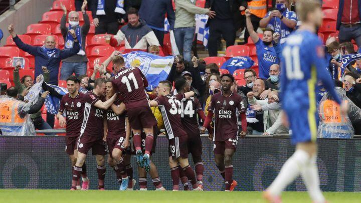 Serba-serbi Menarik dari final Piala FA 2021: Leicester yang Tokcer