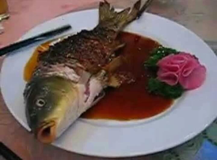 Menu Hidangan Ikan Yin dan Yang dari Cina yang Kontroversial, Kenapa?