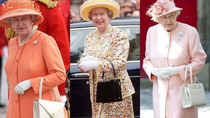 Bukan Tanpa Alasan, Ternyata Tas Tangan Ratu Elizabeth Memiliki Kode Rahasia!