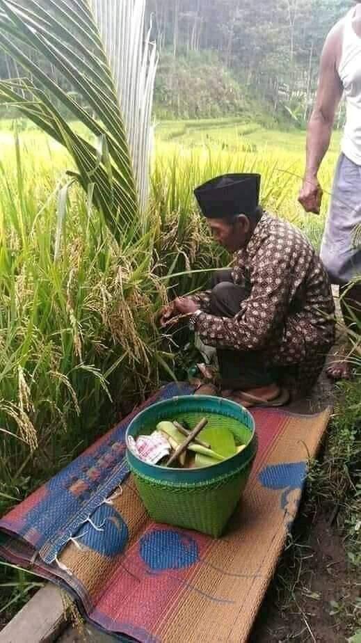 Ritual Mitembeyan: Tradisi Suku Sunda Dalam Bertani