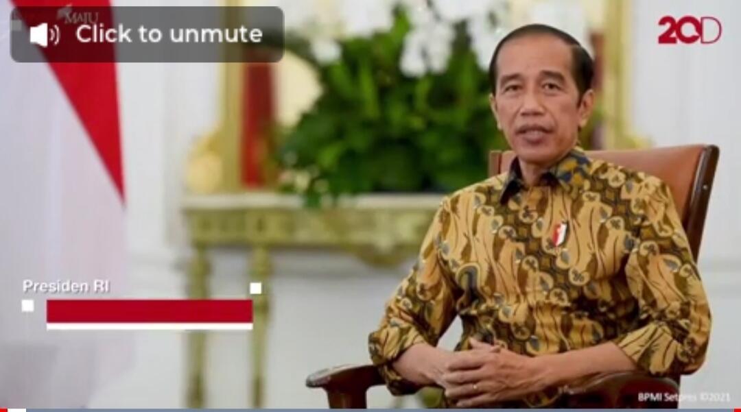 Pernyataan Lengkap Jokowi Tolak Pemberhentian 75 Pegawai KPK Tak Lulus TWK
