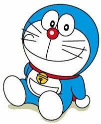 Berimajinasi dan Happy dengan Gambar Kartun Doraemon