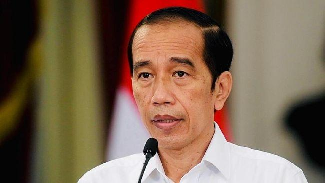 Jokowi Salah Sebut Provinsi Padang, Netizen Sindir TWK