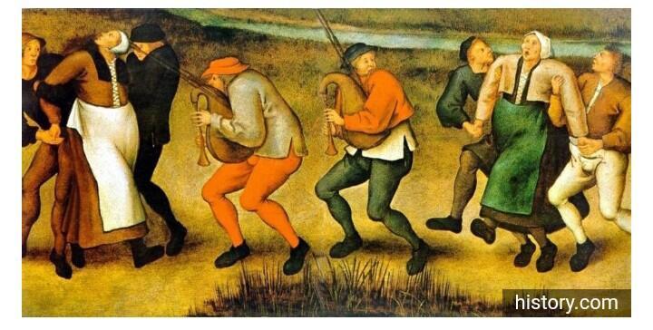 The Dancing Plague; Wabah Menari Sampai Mati