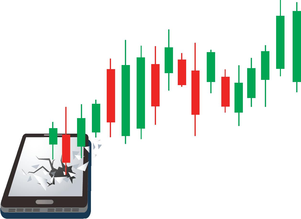 High Risk and High Return . Sudah Siap Terjun ke Bisnis Trading?