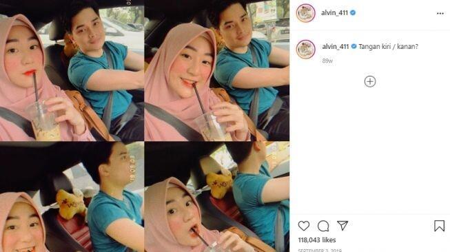 Anak Ustadz Arifin Ilham Cerai, Benarkah Larissa Chou Tolak Poligami?