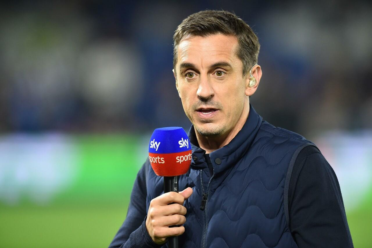 Gary Neville: Datangkan 3 Pemain Ini, Manchester United Juara!