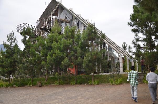 Keunikan Vila Air Natural Resort - Lembang, Bandung