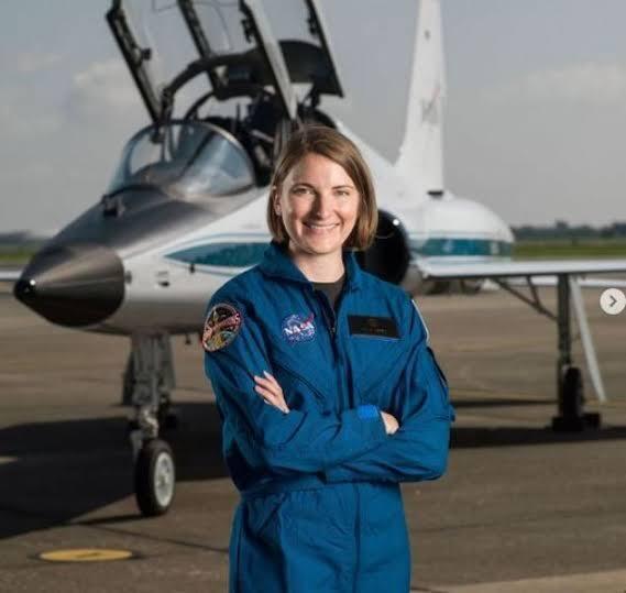 "Mengenal ""Kayla Barron"" Astronot Wanita NASA, Untuk Misi Perjalanan ke Bulan"