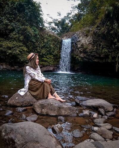 Curug Bayan. Wisata Alam Air Terjun yang Ngehits di Banyumas