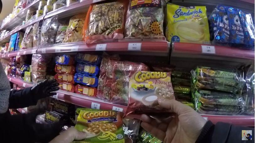 Begini Suasana Minimarket di Pyongyang, Ada Makanan Indonesia!