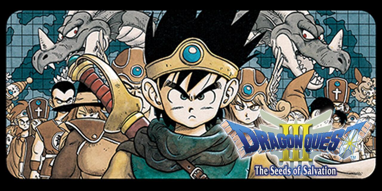Game Legendaris Dragon Quest 3 Dibuat Ulang dengan Gaya Traveler Octopath