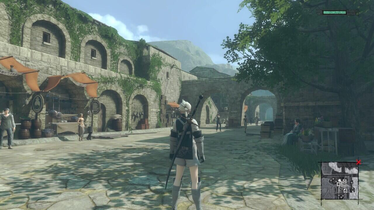 Cerita Games : NieR Replicant ver.1.22474487139 (PS4)