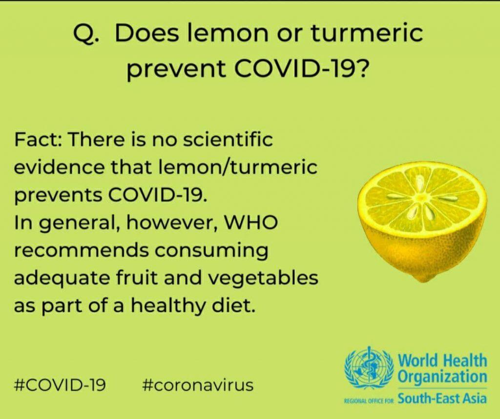 Benarkah Bawang Merah dan Air Perasan Lemon Dapat Mengobati Covid-19?