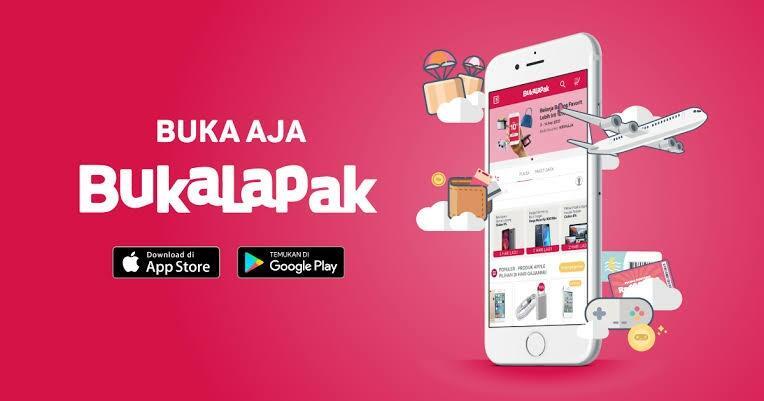 Tokopedia, Shopee, Lazada, Bukalapak,Yang Manakah Marketplace Terbesar di Indonesia?