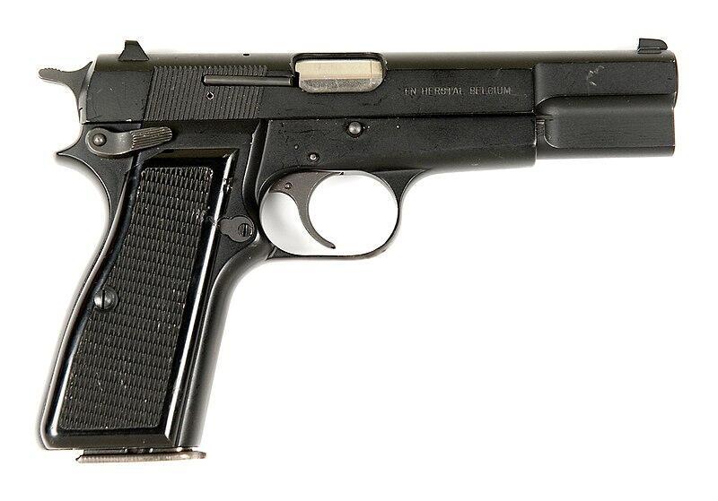 Jenis - Jenis Pistol TNI & Polri 2021