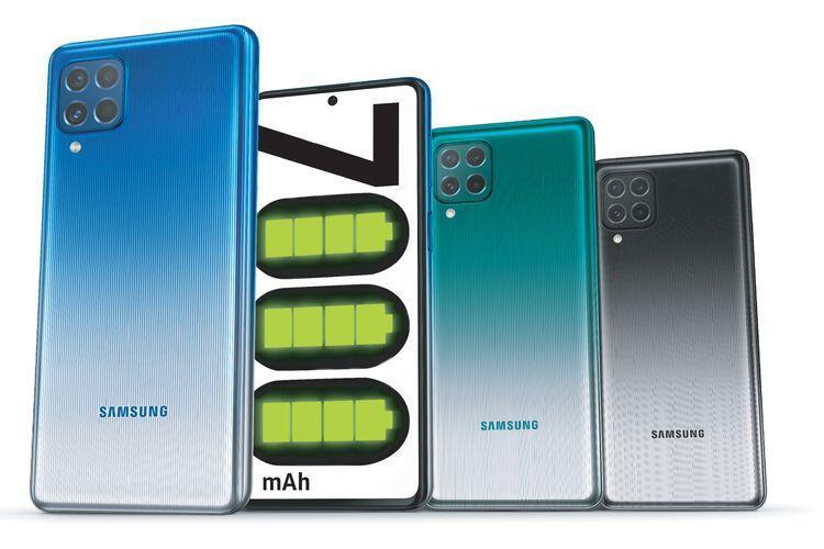Samsung M62 Melawan, Batere 7000 mAh Bikin Xiaomi Merinding
