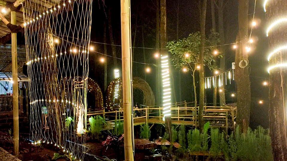 Cafe Yang Cocok Buat Ngedate! Kuy ke Romantic Garden Pinus
