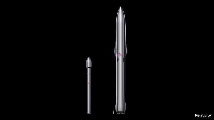 Roket Terran R Siap Menantang Roket Falcon 9, Relativity Space: Akan Saingi SpaceX