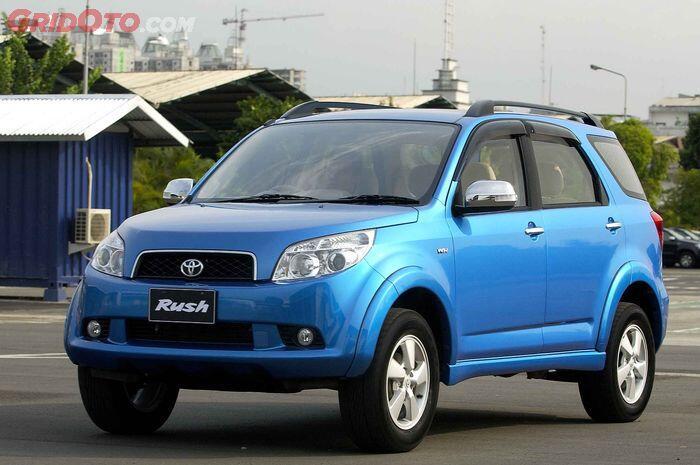 Mengulik Kisah 14 Tahun Perkembangan Rush-Terios, SUV Populer Andalan Orang Indonesia