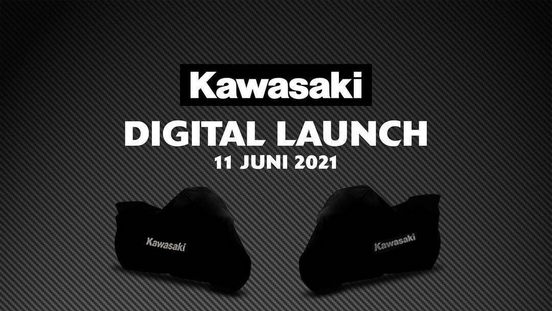 Kawasaki Indonesia Siap-Siap Launching Motor Baru 2021, Ini Jawaban Mereka...