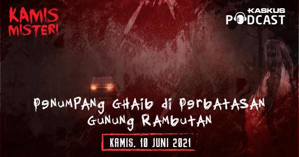 Penumpang Misterius di Perbatasan Gunung Rambutan Kalimantan