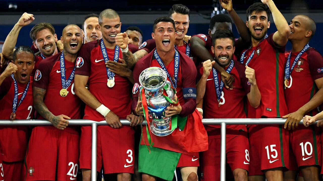 Portugal di Huni Banyak Bintang, Bakalan Pertahankan Gelar Gak nih?