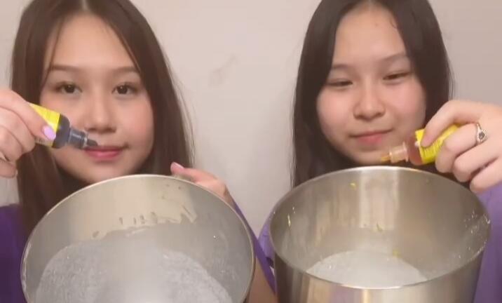 Berbagi Video Tutorial Bikin Es Krim BTS MEAL, Aksi Sisca dan Aliyyah Kohl Viral