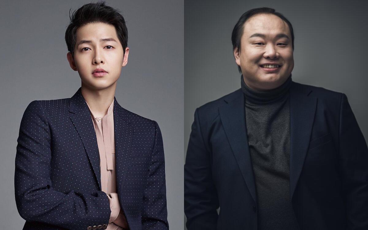 Siapa Sangka Aktor Lee Ho Cheol Seumuran dengan Song Joong Ki