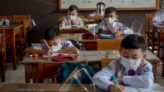 Dari IDI hingga IDAI Tidak Rekomendasikan Sekolah Tatap Muka Dimulai