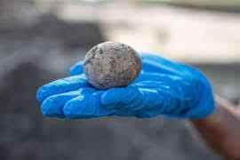 Penemuan Telur Ayam Berusia Seribu Tahun Ditemukan di Israel, ini Bentuk Telurnya