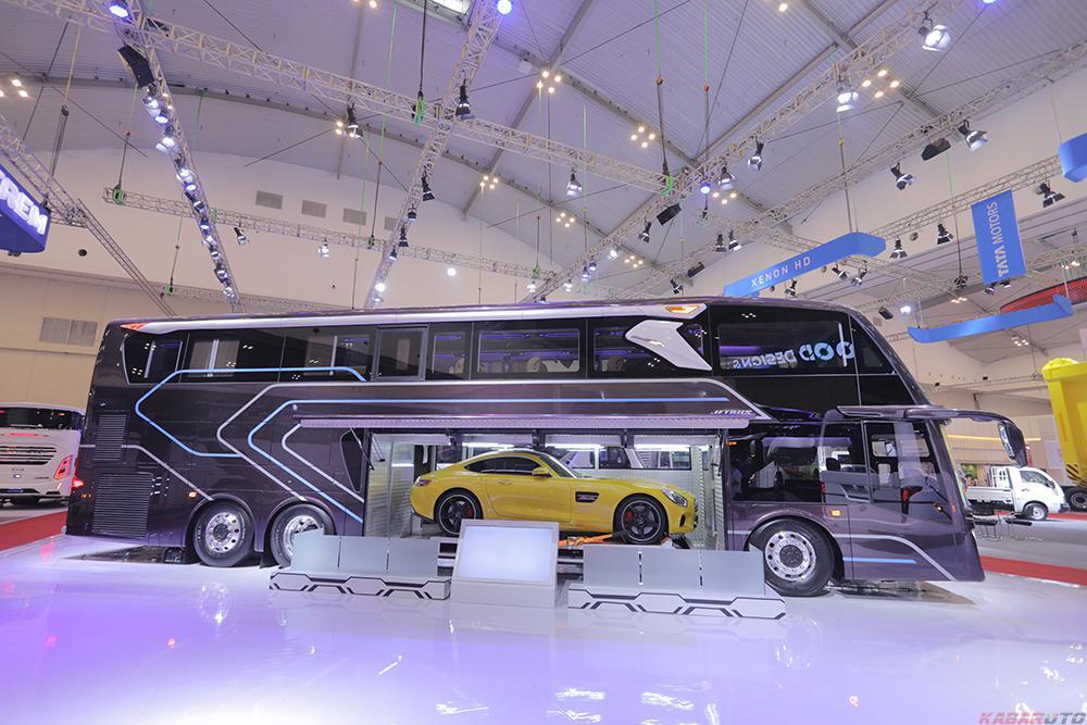 Apa Keunggulan Bus Bermesin Belakang Dibanding Bermesin Depan?