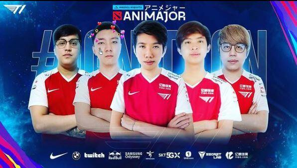 Empat Tim Besar Dota2 Rontok di Babak Pertama Playoffs WePlay AniMajor 2021