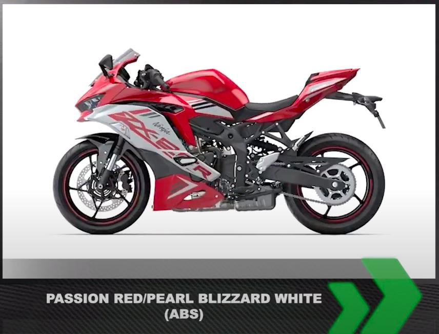 Kawasaki Luncurkan 4 Warna Baru NINJA ZX25R, No More Biru…
