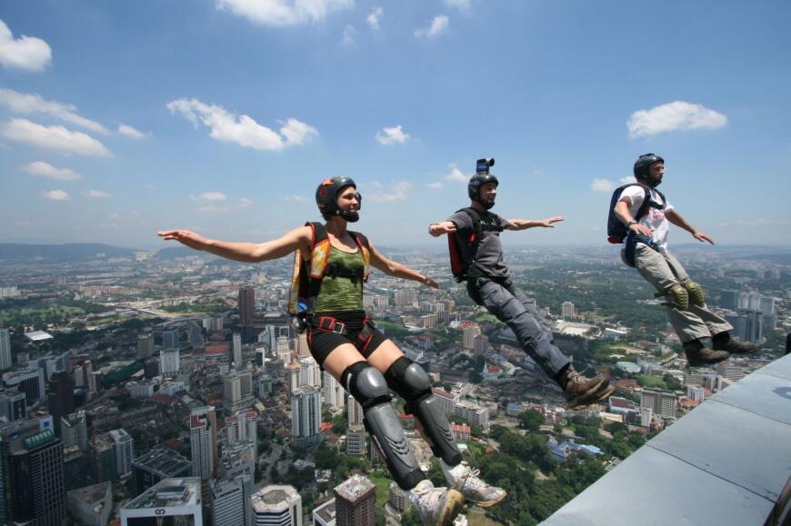 5 Olahraga Ekstrem Paling Bahaya di Dunia, BERANI COBA???