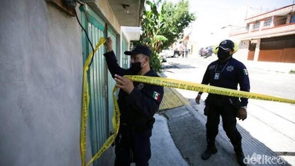 Ngeri! Ribuan Tulang di Rumah Pembunuh Berantai Meksiko Ditemukan