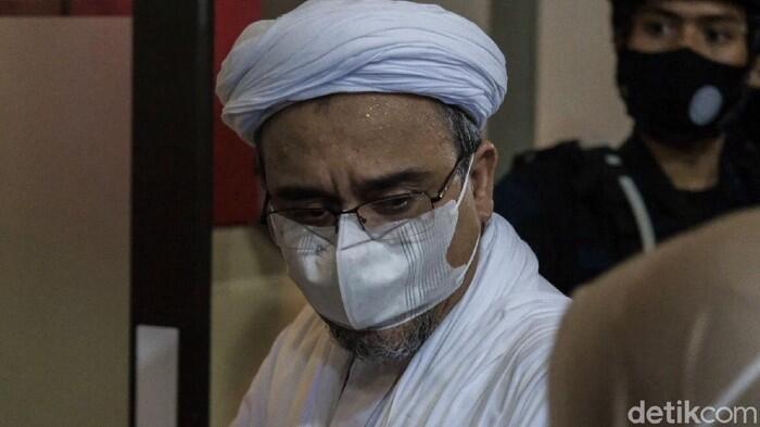 Jaksa: Status Imam Besar Habib Rizieq Isapan Jempol!